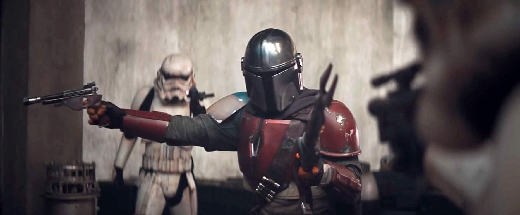 The Mandalorian Chapter 1 Review Defying The Line Between Television And Film Discussingfilm