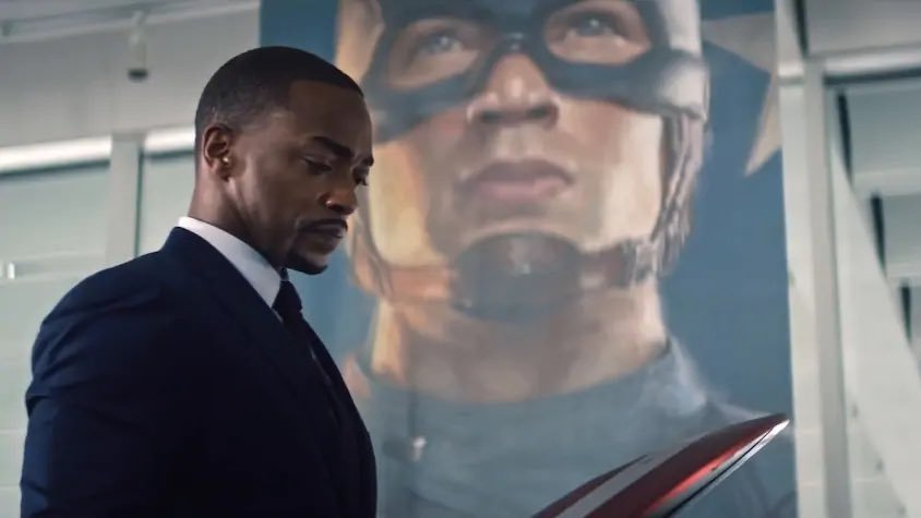 Anthony Mackie on Sam Wilson's Journey to the Shield in 'The Falcon and The  Winter Soldier' | DiscussingFilm